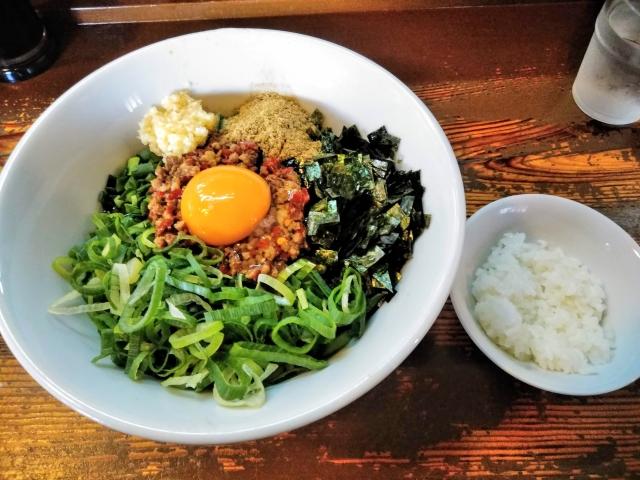 【枝豆の汁なし担々麺】枝豆レシピ