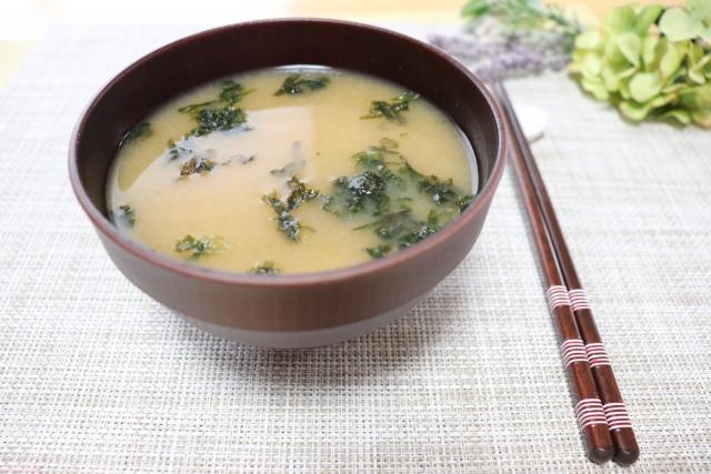【ターメリックみそ汁】印度カリー子さんレシピ