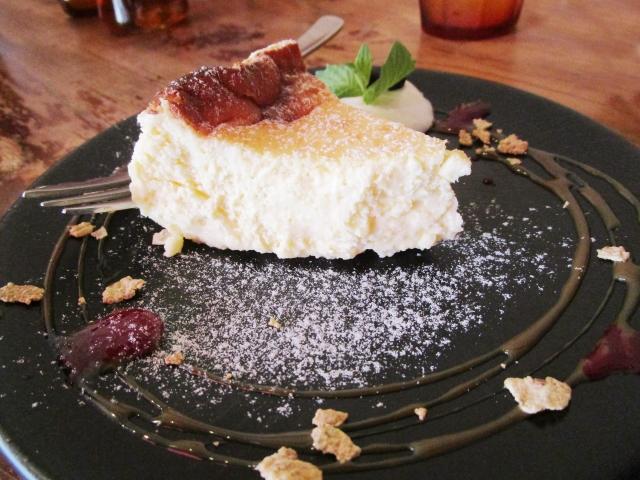 【お星さまが可愛いレアチーズケーキ】きょうのオシャレシピ