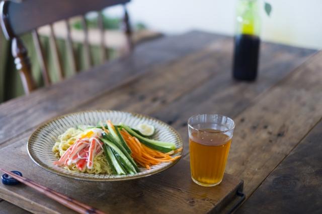 【つけ麺ラーメン マロニーちゃん】インスタント麺アレンジレシピ