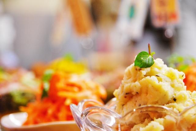 【ポテトサラダ】新ジャガイモレシピ