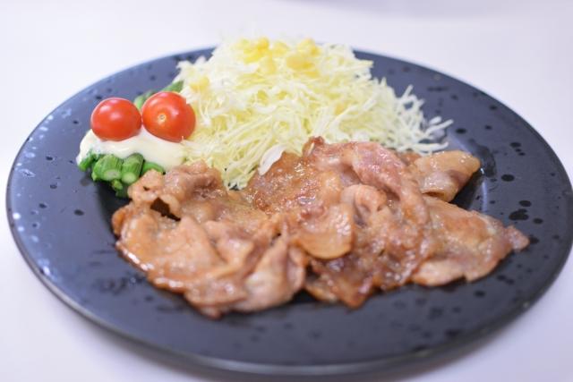 【豚肉の生姜焼き定食】野方食堂さんレシピ