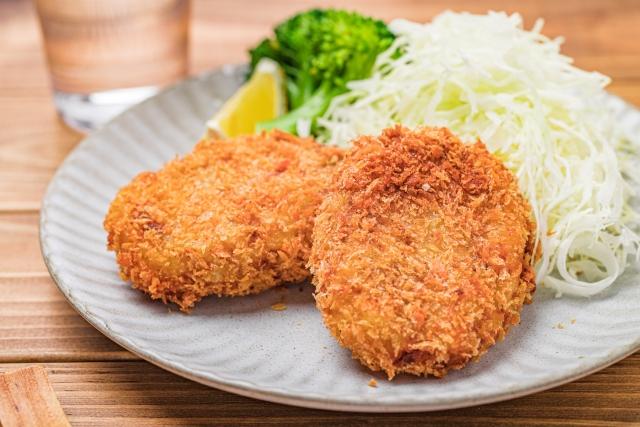 【メンチカツ】小春軒さんレシピ