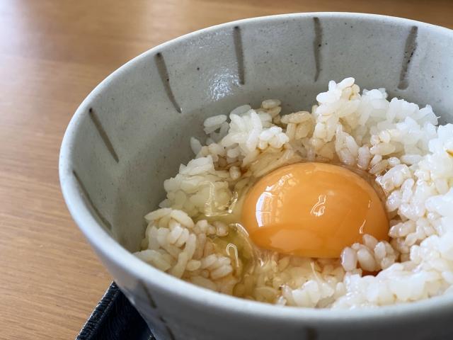 【ごま油香るしらす卵かけご飯卵かけご飯】アレンジレシピ