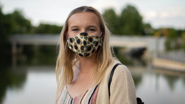 マスク ふわふわ うさ ちゃん