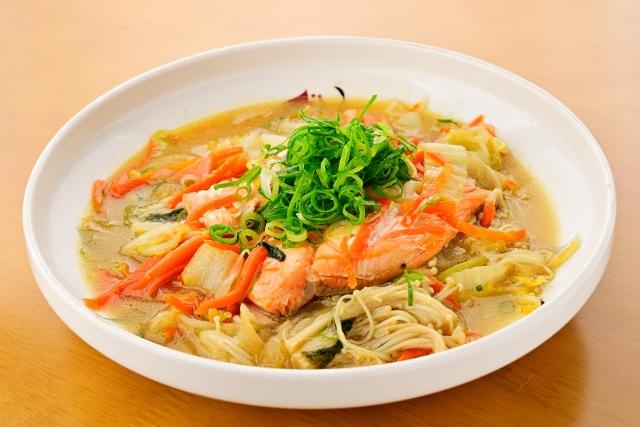 【鮭のちゃんちゃん焼き】釜-1グランプリneoレシピ