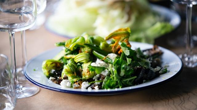 【うなぎと厚揚げとカラフル野菜のサラダ】Atsuhiさんレシピ