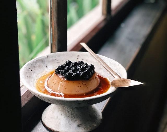 冷凍ぶどうで【ぶどうプリン】旬の産地ごはんレシピ