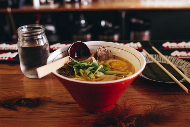 【いちご煮の磯ラーメン】ご当地名産レシピ