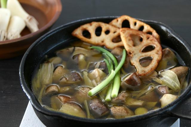 【枝豆のさやごとアヒージョ】枝豆レシピ