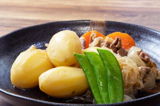 【肉じゃが】割烹 雅の大将直伝レシピ