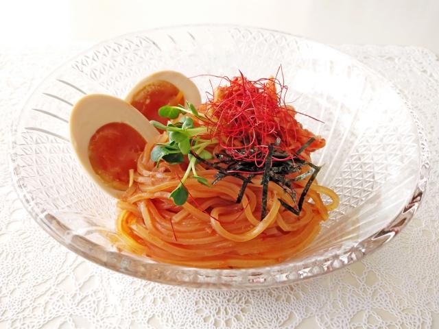 【ピリ辛タンタンそうめん】ソーメン二郎さんのアレンジレシピ
