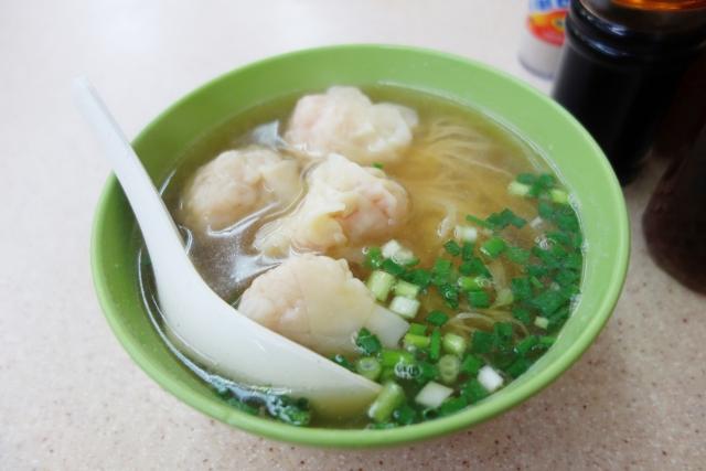 【万能スープで餃子スープかけごはん】有賀薫さんレシピ