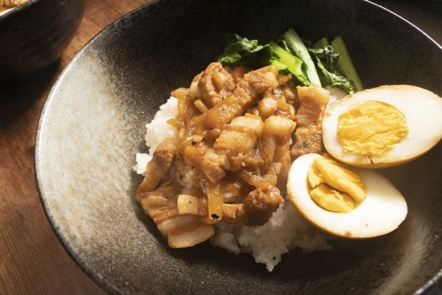 レシピ本大賞候補【魯肉飯(ルーローハン)】ぐっち夫婦レシピ