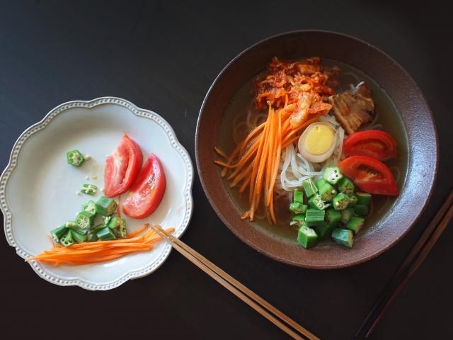 【冷麺風そうめん】栗原心平さんレシピ