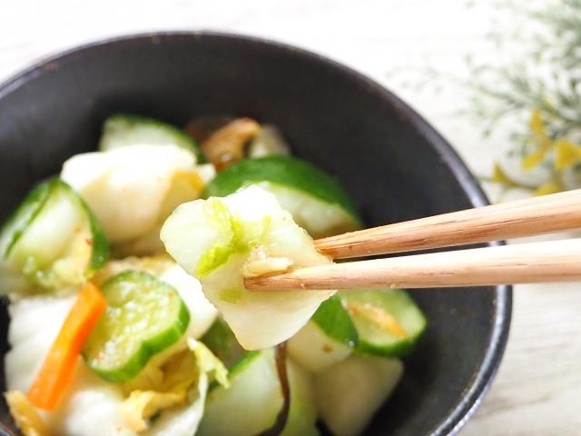 【水キムチ】DIY発酵食品レシピ