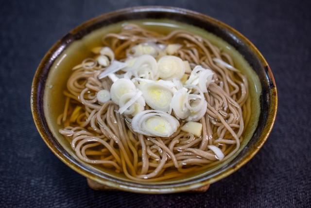 【煮込み椎茸あんかけそば】レシピ